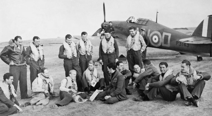 Battle of Britain, the Few, Duxford