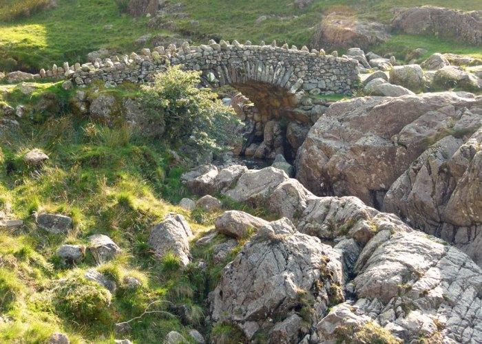 Stockley Bridge, walks, Lake District