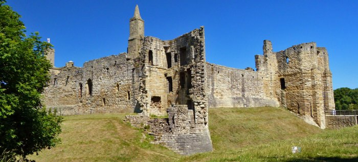 Warkworth, Carrickfergus Tower