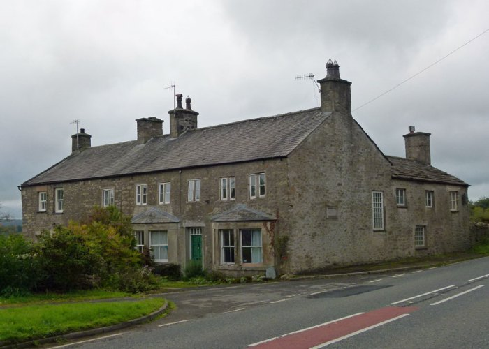 Cowan Bridge Schoolhouse