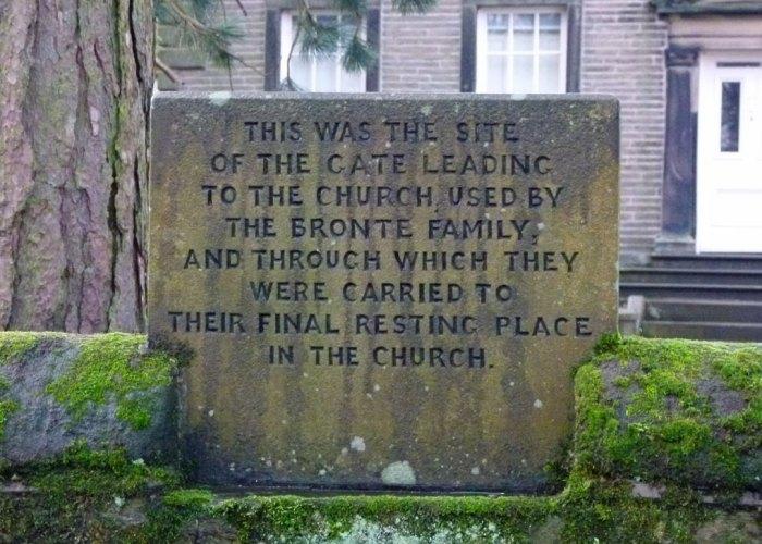 Brontë, Haworth, parsonage