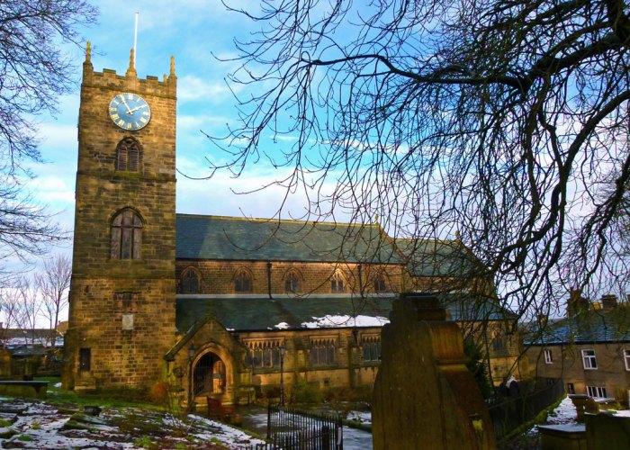 St Michael and All Angels, Haworth
