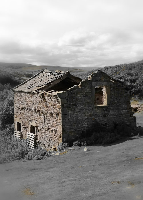 Field Barn, Swaledale, North Yorkshire