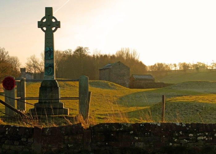 Arthurs Round Table, Eamont Bridge, prehistoric Cumbria