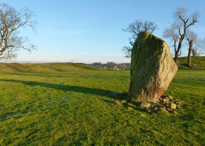 Mayburgh Henge , prehistoric Cumbria