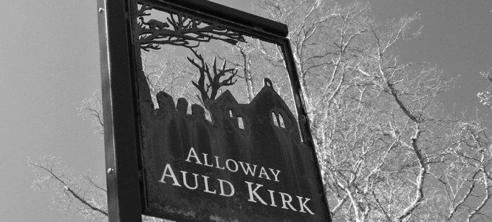 Alloway Auld Kirk