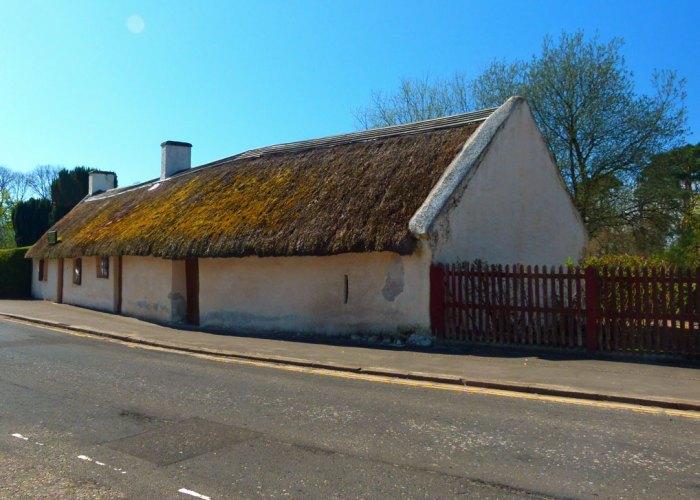 Robert Burns, Burns Cottage