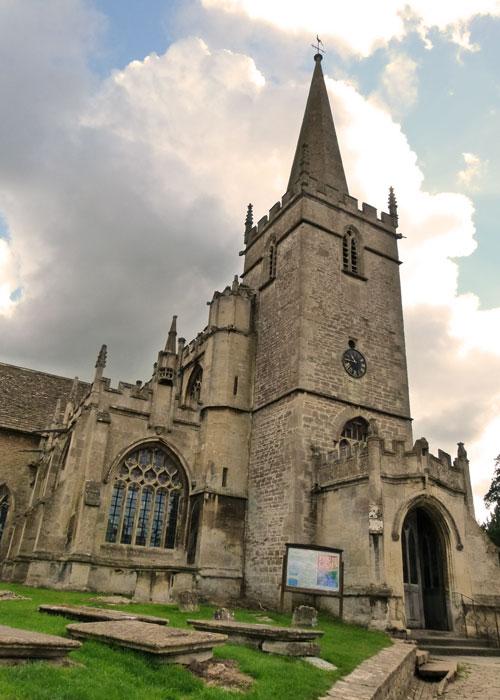 St Cyriac, Lackock, boy saint, visit Wiltshire