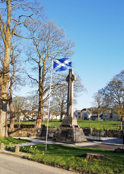 Wallace Monument, Robroyston