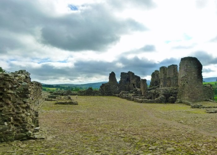 Brough Castle, visit Cumbria