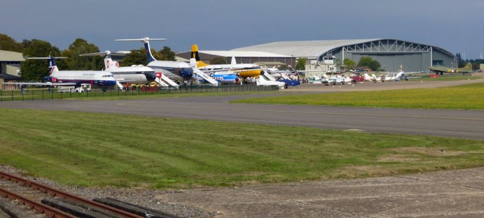 Airliners, Duxford
