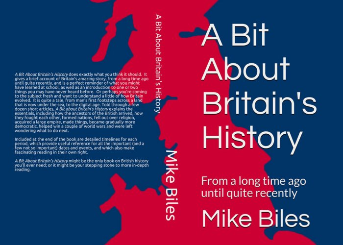 A Bit About Britain's History, paperback