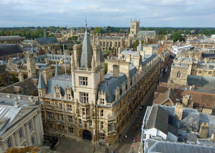 Great St Mary's, Cambridge