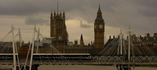 Free London – take a walk from Westminster