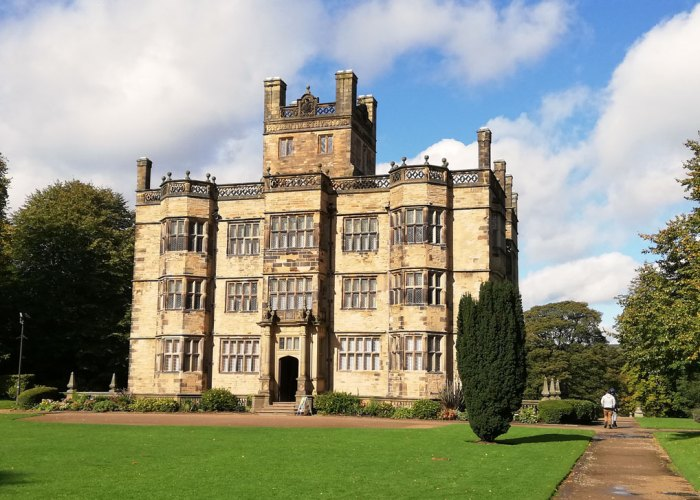 Gawthorpe Hall, Downton Abby