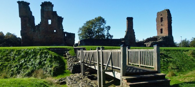 The castle at Penrith
