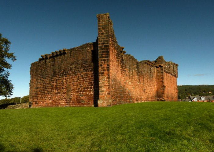 Penrith Castle, bit about Britain