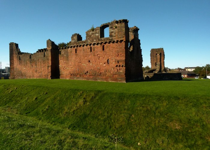 Penrith Castle, Cumbria