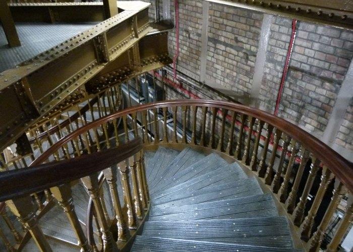 Inside Tower Bridge