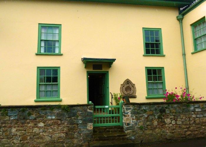 Coleridge Cottage, visit Somerset