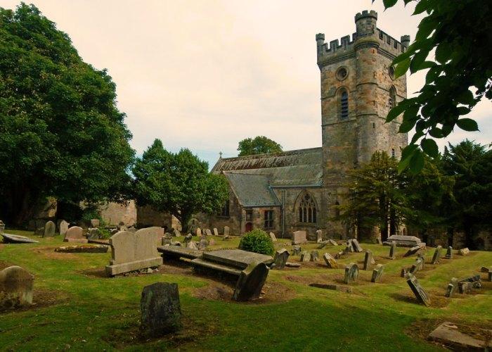 Culross Parish Church