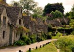 Arlington Row, Bibury, Cotswolds