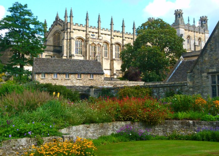 War Memorial Gardens, Oxford
