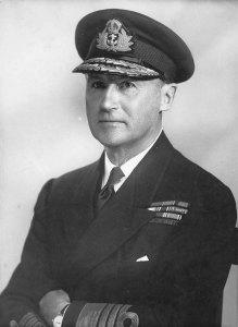Admiral Bertram Ramsay