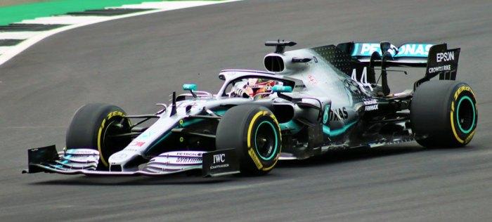 F1, British Grand Prix, Hamilton