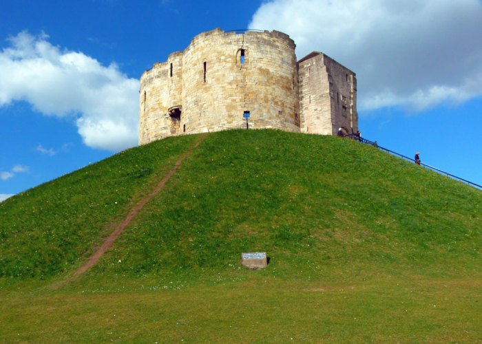 Clifford's Tower, A Bit About Britain