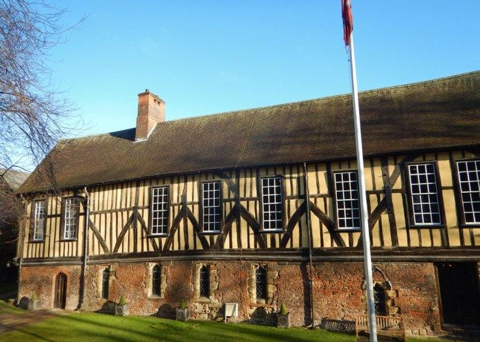 York, Merchant Adventures Hall