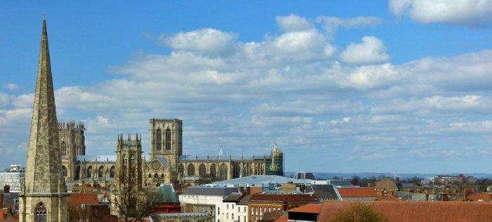 York, skyline
