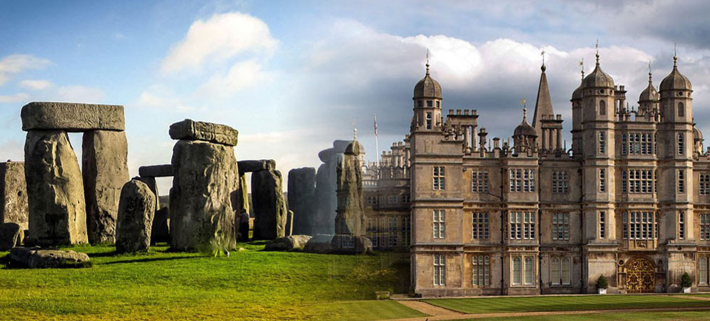 English Heritage or National Trust