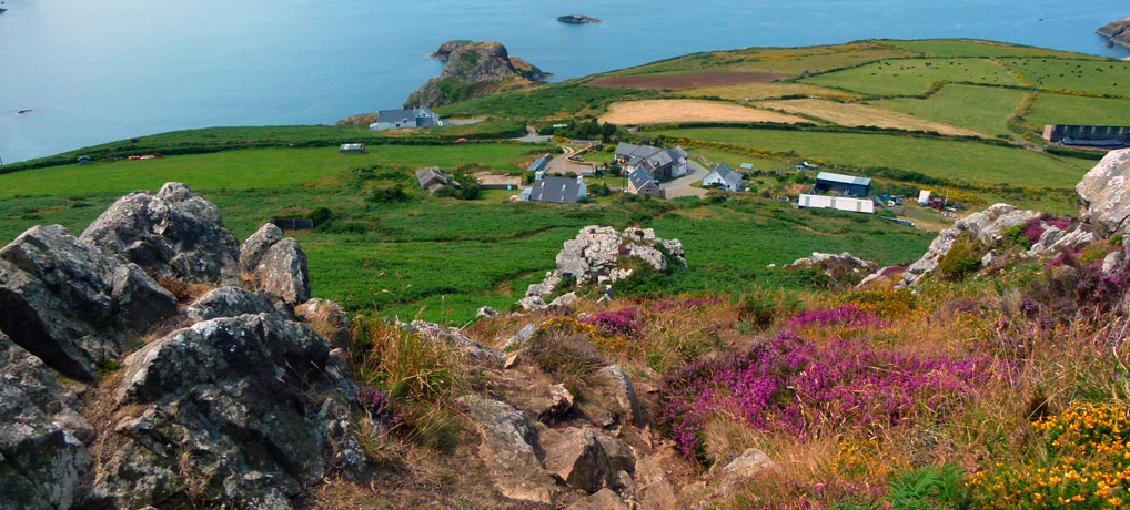 Dinas Mawr from Garn Fawr