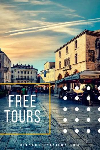 Todo lo que necesitás saber sobre los free tours #bitacoraviajera #guiasdeviaje #tipsviajeros #informacionutil #viajarbarato #freetours