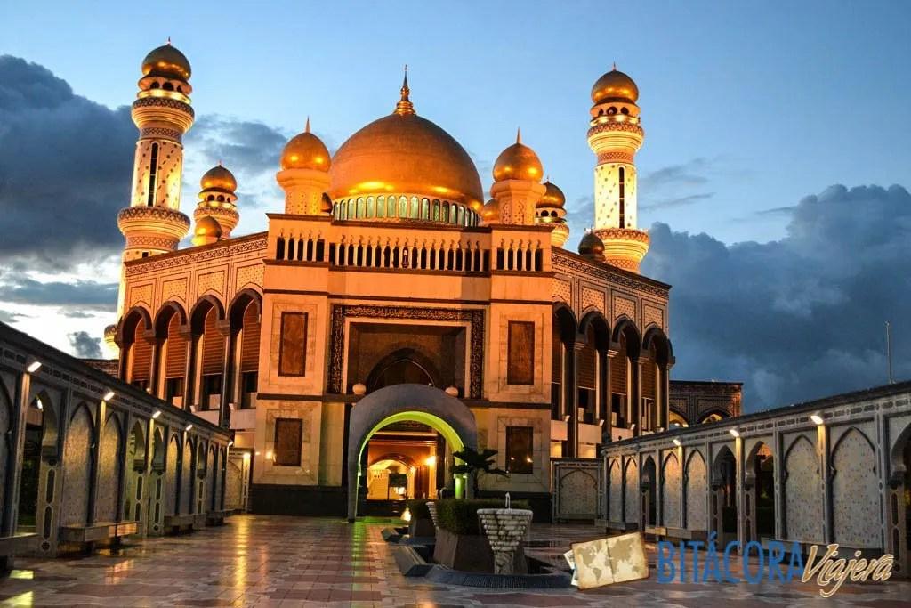 mezquitas de brunei (1)