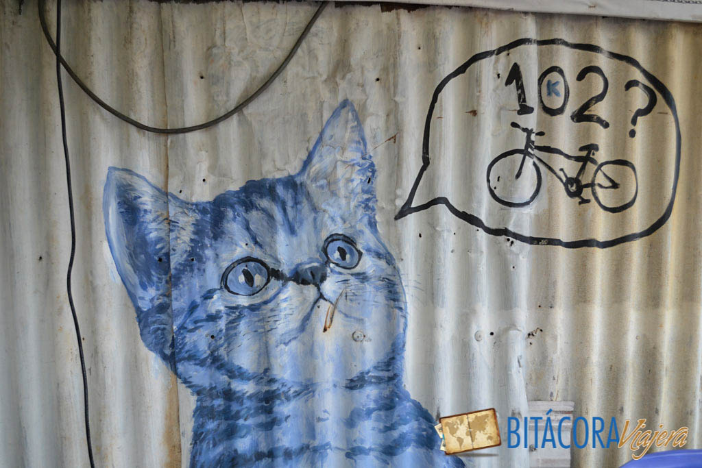 Arte Callejero Penang 101 Lost Kittens Project (5)