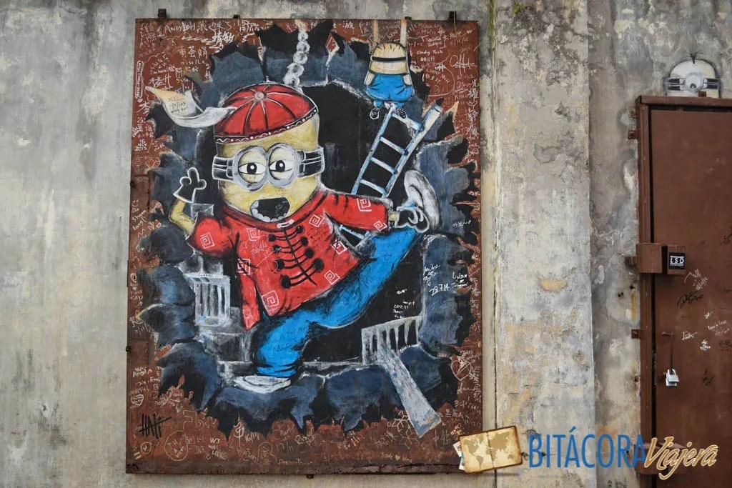Arte Callejero Penang (4)