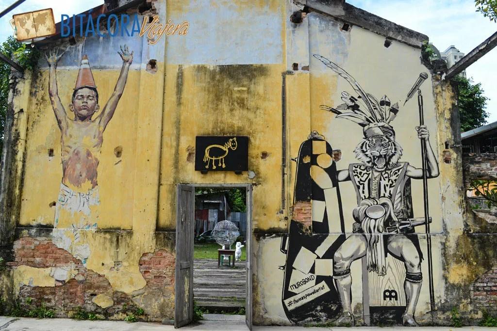 Arte Callejero Penang (9)