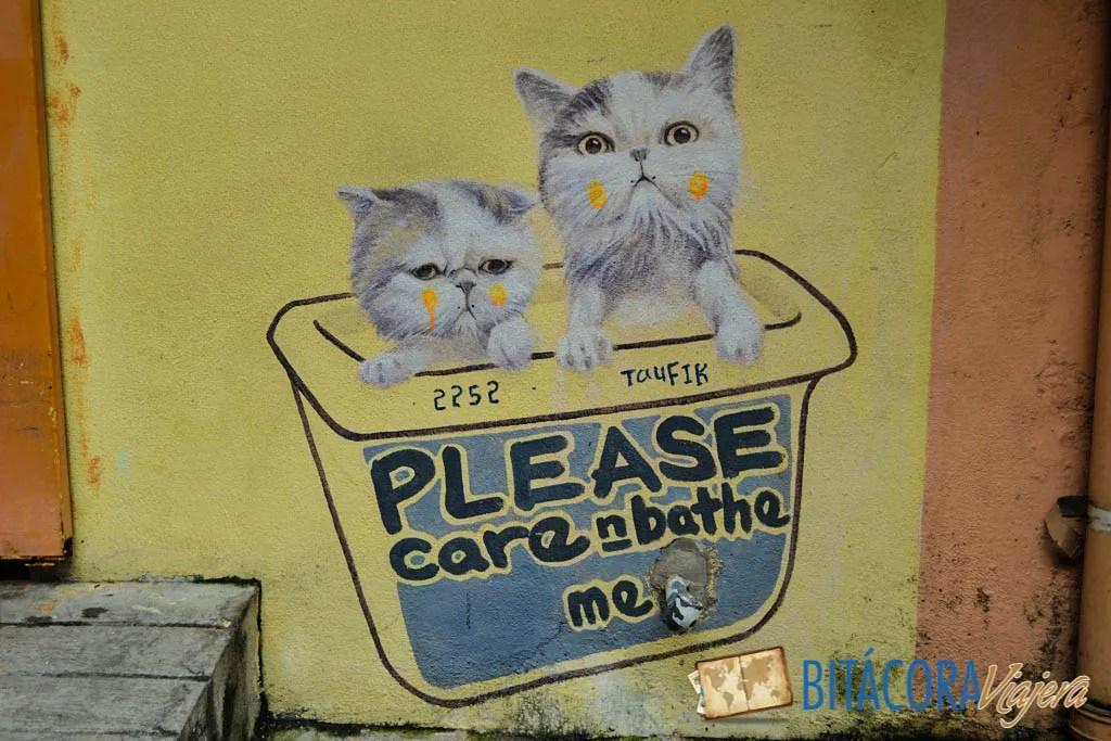 Please Care & Bath Me