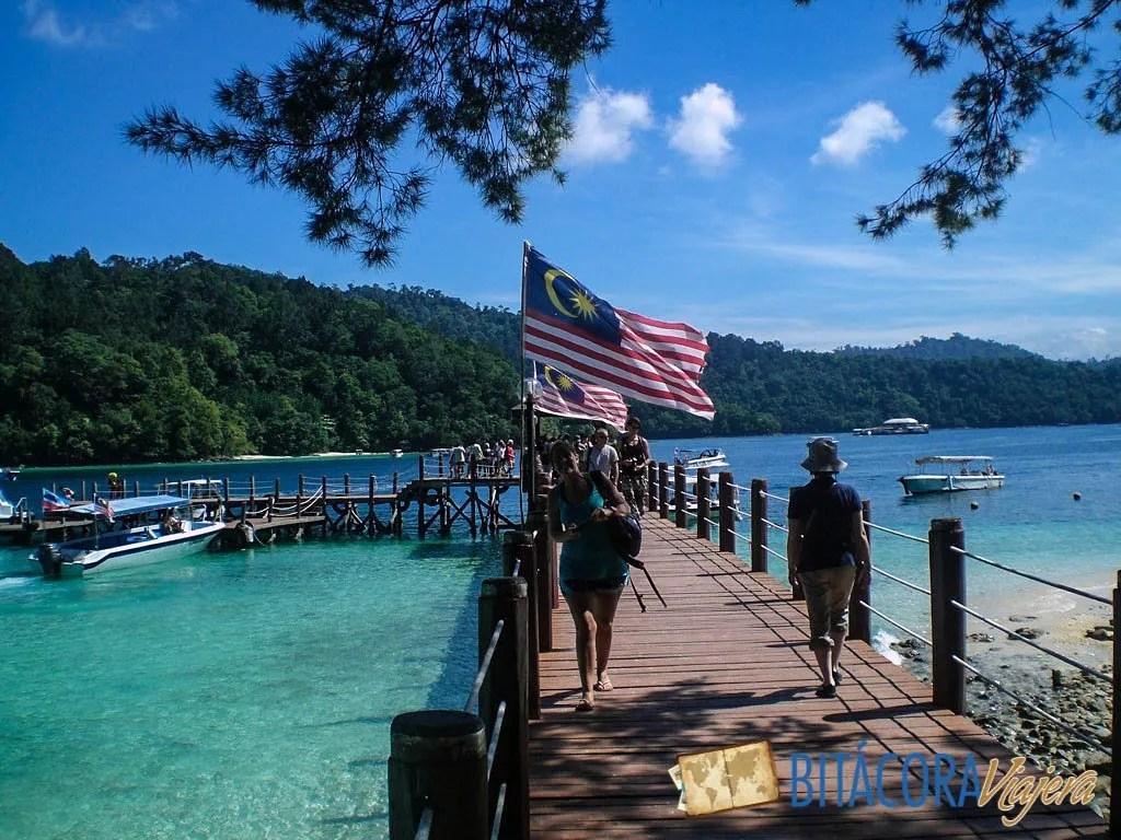 Kota Kinabalu y las playas de Borneo (1)