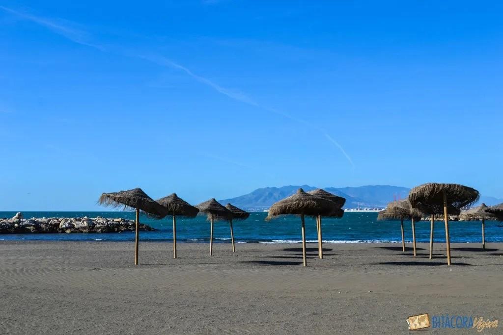 playa malaga