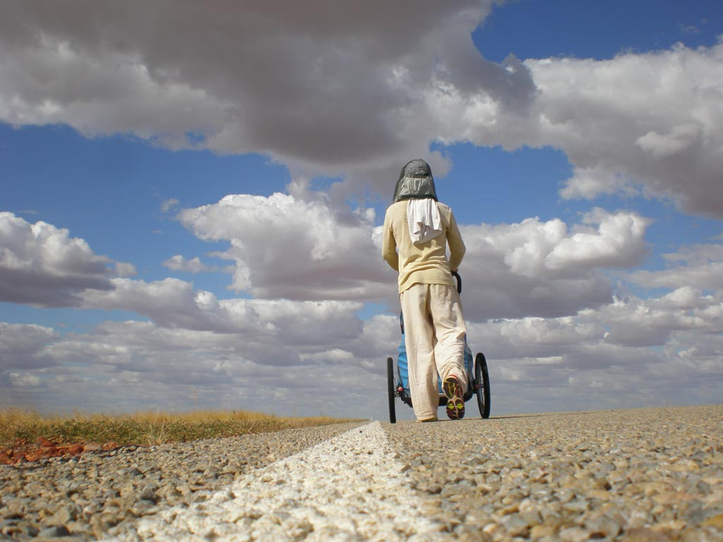 La vuelta al mundo caminando de la mano de Ignacio Dean | Bitácora ...
