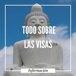 visas para viajar a asia
