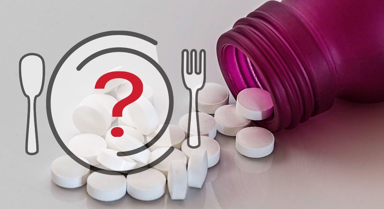 ¡Alerta! Los alimentos interaccionan con los medicamentos.