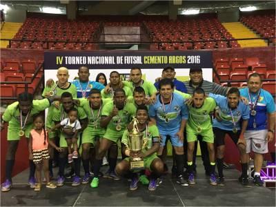 San Miguelito, campeones 2016