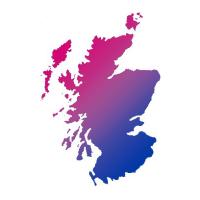 Scottish Bi+ Network logo