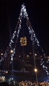 New Years Eve Keg Drop at Thirsty Monk Biltmore Park
