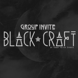 Black Craft 1000x1000 group - Poster