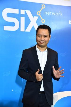 เอมวัฒน์ Co-Founder และ Co-CEO, SIX Network _1